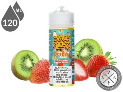 Space Rockz By Lost Art Liquid 120ml