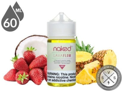 Naked 100 60ml Lava Flow