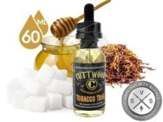 Cuttwood - Tobacco Trail - 60ml Eliquid image