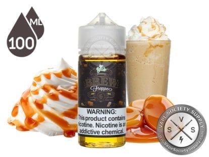 Juice Roll Upz Brew Frappe 100ml Eliquid