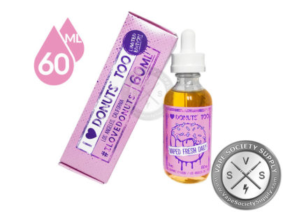 I Love Donuts Too by Mad Hatter 60ml