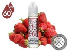 Strawberry Candy by Pop Clouds E-Liquid 60ml