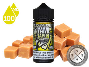 Butter Brew by Yami Vapor 100ml