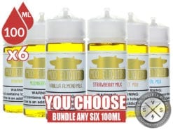 Kilo Moo Bundle 100ml x6