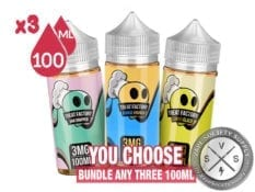 Treat Factory Ejuice Bundle