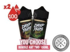 DRIP THIS SOUR BUNDLE 200ML (2x100ml)