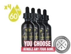 Black Series Bundle 240ml by Kilo