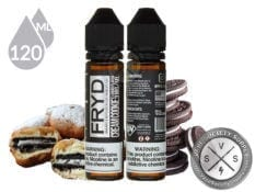 FRYD Drip Fried Cream Cookie ejuice 120ml