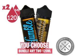 Humble Juice Eliquid Bundle 240ml (2x120ml)