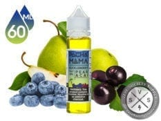 Huckleberry Pear Acai Ejuice by Pachamama 60ml