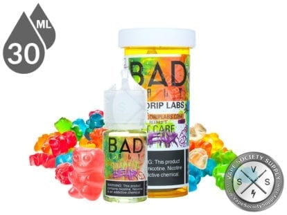 Don't Care Bear Salt - BAD SALTS Eliquid 30ml