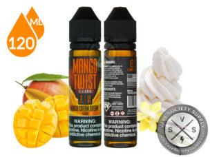 Mango Twist Mango Cream Dream Eliquid 120ml