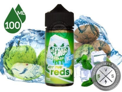 Junkys Stash Not The Reds Iced 100ml Eliquid