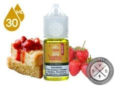 Strawberry Farm Cake SALT - Fresh Farms 30ml