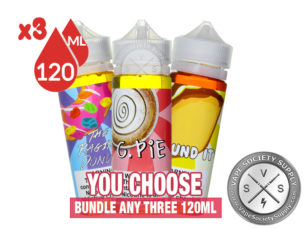 Food Fighter Juice Bundle 120mlx3