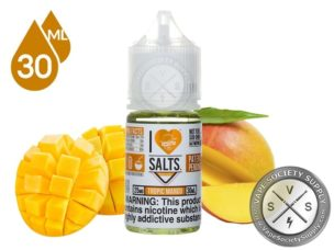 I Love Salts Tropic Mango by Mad Hatter 30ml