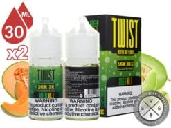 Twist Salt 2x30ml Green No 1