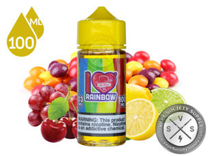 I Love Rainbow by Mad Hatter 100ml