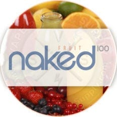 Naked 100 Original Fruit E-liquids