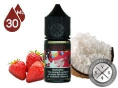 Strawberry Coconut Refresher Salt - Fruitia by Fresh Farms E-Liquid 30ml