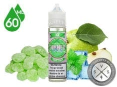 Apple Sours by Dinner lady Ice 60ml