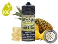 Pineapple Feathers by Uncle Junk's 100ml