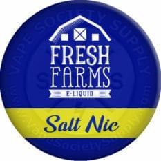 Fresh Farms Salt Eliquid
