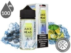 Blueberry Lemon Freeze by Juice Head 100ml