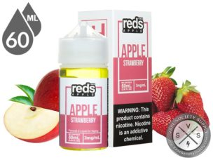 Reds Apple 60ml Strawberry EJuice