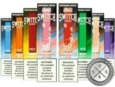 Switch Mod Disposable Device