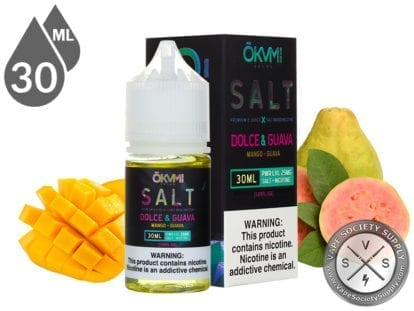 Dolce and Guava by Okami Salt 30ml