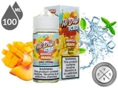 Mango Peach Iced by Hi Drip 100ml