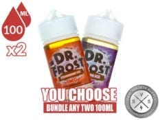 Dr Frost Bundle 200ml (2x100ml)