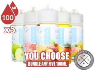 Skwezed Iced Bundle 500ml (5x100ml)