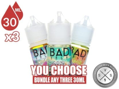 Bad Salt Bundle 30ml x3