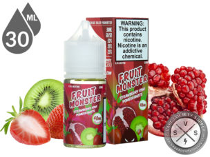 Fruit Monster Salts 30ml Strawberry Kiwi Pomegranate