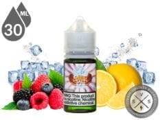 Juice Roll Upz Carnival Ice Salt 30ml Berry Lemonade