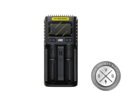 Nitecore UMS2 3A Smart Charger 2 Slot