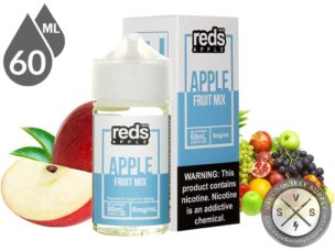 Reds Apple 60ml Fruit Mix