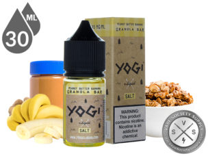 Yogi Salt 30ml Peanut Butter Banana