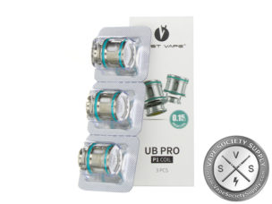 Lost Vape UB Pro Replacement Coils 3PCK Spring