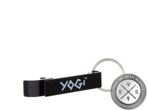 Yogi Bottle Opener Keychain