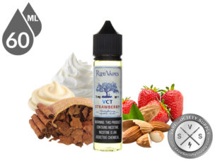Ripe Vapes Synthetic 60ml VCT Strawberry